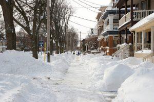 Градоначальники могут лишиться должностей из-за сугробов на улицах