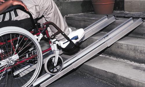 Закон о переоборудовании домов для нужд инвалидов