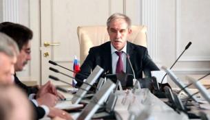Губернатор Ульяновской области С.И. Морозов
