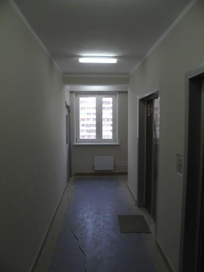 Лифтовой холл в доме с БЭСТ-квартирами