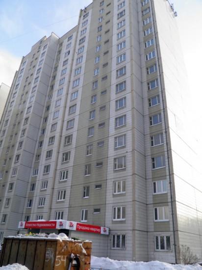 Фасад дома с БЭСТ-квартирами