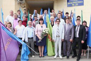 Встреча главы города Марины Беспаловой с председателями ТОСов