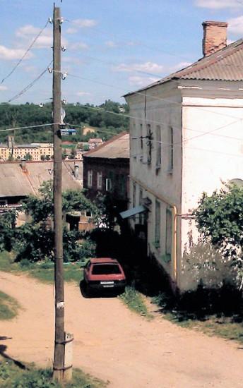 Дороги в сельской местности