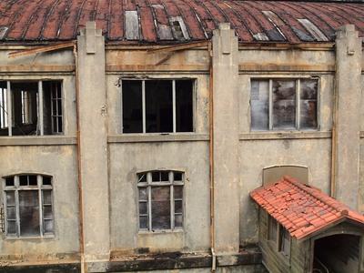 Обрушение крыши