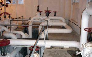 Тепловые сети Ульяновской области заполняют химически очищенной водой