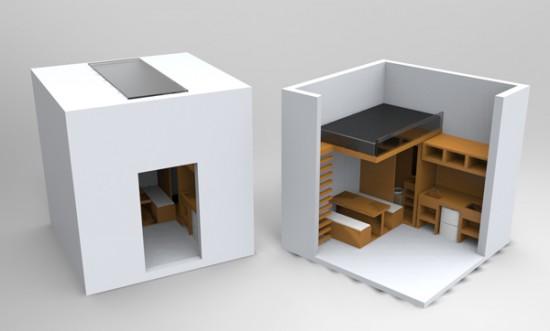Дом-куб