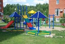 В Ульяновске продолжается благоустройство дворовых территорий