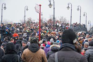 Митинг за порядок в ЖКХ