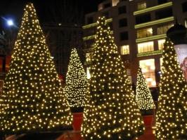 Новогоднее оформление Ульяновска