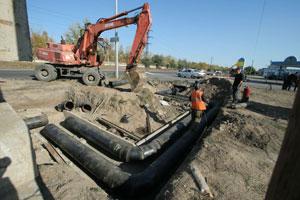 Раскопку на улице Минаева в Ульяновске благоустроят до 10 ноября