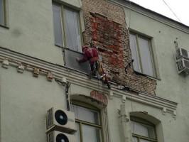 В администрации Ульяновска принимают заявки на ремонт фасадов