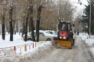 В Ульяновске плохо убирают дворы