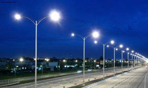 На модернизацию наружного освещения Ульяновска в 2013 году направят 10 миллионов рублей