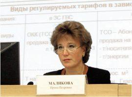 Маликова Ирина Петровна