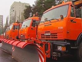 В Калининграде закупили снегоуборочную технику