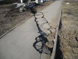 В Ульяновской области проведут капитальный ремонт и восстановление тротуаров
