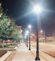 Восстановление системы уличного освещения