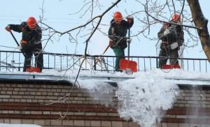 В Ульяновске обновят график очистки крыш жилого фонда
