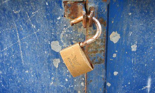 взлом двери