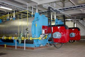 УВАУ ГА планирует установить новую модульную газовую котельную