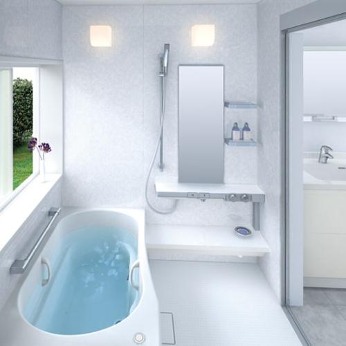 Маленькая ванная комната 5 идей как