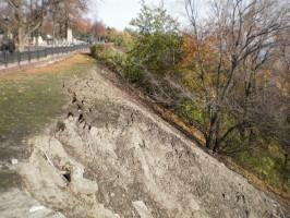 В Ульяновске проведут ремонт сооружений противооползневой защиты