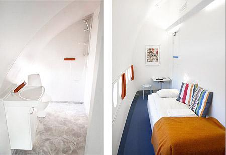 Комната в Jumbo Hostel