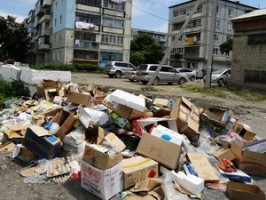 В Ульяновске вводятся штрафные санкции за нарушение правил благоустройства