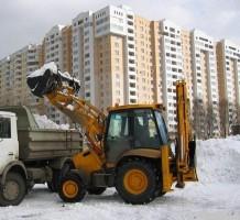 Управляющим компаниям Сахалина компенсируют затраты на вывоз снега