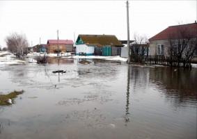 В Ульяновской области оперативно устраняются случаи подтопления жилых домов