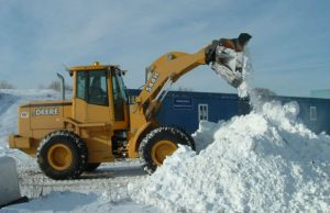 Уборка снега Костроме обошлась втрое дороже, чем в прошлом году