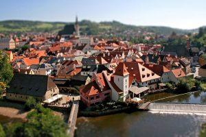 Чешский городок