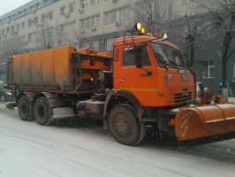 Дорожно-коммунальные службы приведены в режим повышенной готовности