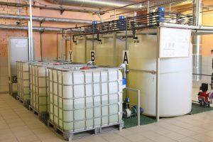 В Заволжском районе Ульяновска повышено качество водоснабжения