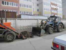 В Ульяновске начат ремонт дорог горячим асфальтом