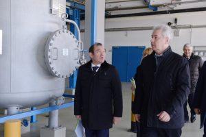 Москва не будет использовать хлор для очистки воды