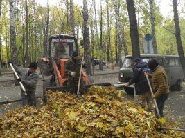 В Ульяновске стартовал весенний месячник по благоустройству