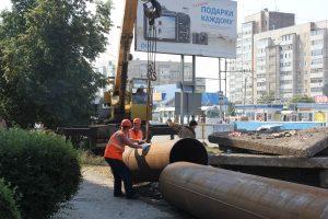 В жилой фонд Ульяновска досрочно возобновляется подача горячей воды