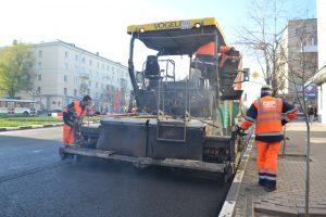 13 мая в центральной части Ульяновска продолжится ремонт дорог с перекрытием движения по улице Гончарова и спуску Степана Разина