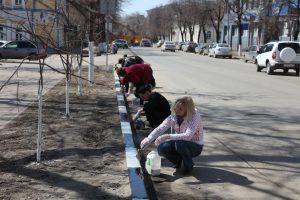 В Ульяновске подведены итоги месячника по благоустройству