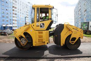 В Ульяновске завершён карточный ремонт 15 участков дорог