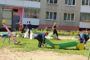 План субботника 21 августа в Ульяновске перевыполнен по большинству показателей