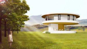 В Испании придумали умные дома, которые следуют за солнцем
