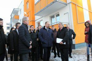 Программа «Жилье для российской семьи» продлена до 2018 года