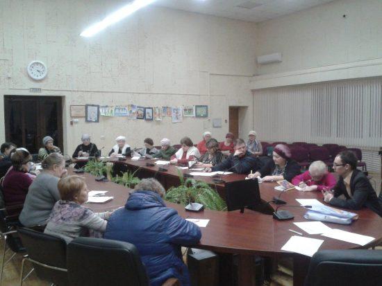 Предновогодний семинар для жителей Заволжья