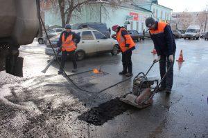 В Ульяновске активизируют весенние благоустроительные работы