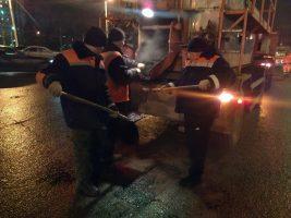 Дорожные службы Ульяновска наращивают темпы ремонта городских улиц