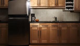 экономия элктроэнергии, холодильник в тёмной кухне