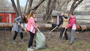 15 и 16 апреля в Ульяновске состоятся первые весенние субботники