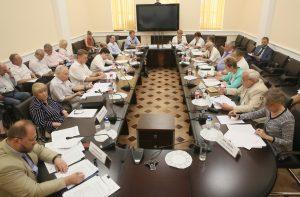 В Минстрое России разрабатывают концепцию законодательных изменений для формирования безбарьерной среды